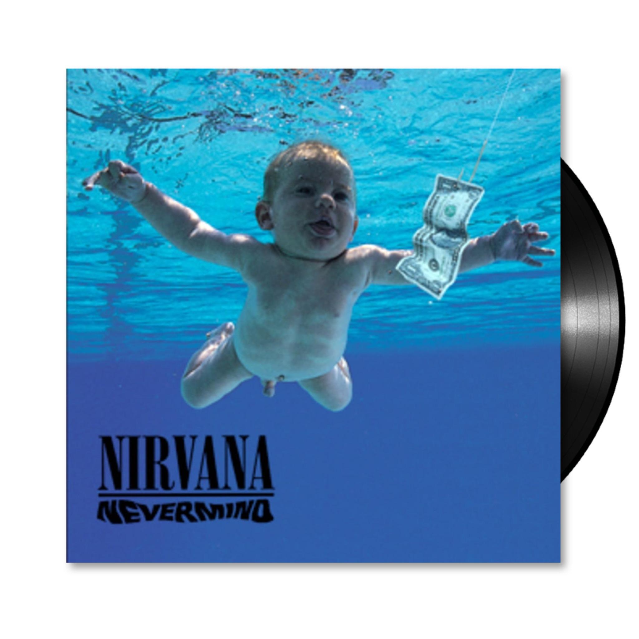 Nevermind Nirvana Vinyl