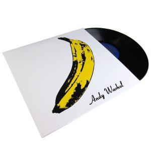Pochette album ANdy Wahrol